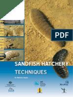 Manual de Cultivo de Pepino de Mar