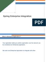 23 Spring Enterprise Integration