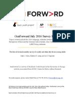 GenForward July 2016 Report