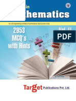 Jee Main Mathematics II