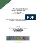 Contos Populares Alentejanos-António Thomaz Pires