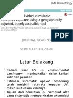 Journal Kulit