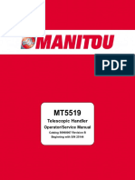 Manitor MT5519-50960067B