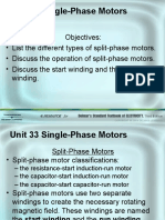Unit 33 single phase motors.ppt