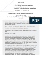 United States v. Benjamin S. Haggett, Jr., 438 F.2d 396, 2d Cir. (1971)