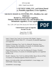 H.L. Hayden Co. Of New York, Inc. And Schein Dental Equipment Corp., Cross-Appellees v. Siemens Medical Systems, Inc., Healthco, Inc. And Patterson Dental Co., Siemens Medical Systems, Inc. And Healthco, Inc., Cross-Appellants, 879 F.2d 1005, 2d Cir. (1989)