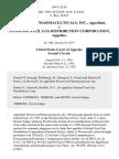 Westwood Pharmaceuticals, Inc. v. National Fuel Gas Distribution Corporation, 964 F.2d 85, 2d Cir. (1992)