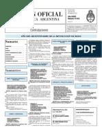 Boletin Oficial 26-05-10 - Tercera Seccion