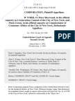 The Hertz Corporation v. The City of New York, O. Peter Sherwood, in His Official Capacity as Corporation Counsel of the City of New York, and Mark Green, in His Official Capacity as Commissioner of Consumer Affairs of the City of New York, 1 F.3d 121, 2d Cir. (1993)