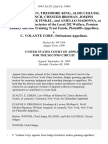 Johnnie Brown, Theodore King, Aldo Colussi, George Finch, Chester Broman, Joseph Ferrara, Frank Finkel, and Aniello Madonna, as Trustees and Fiduciaries of the Local 282 Welfare, Pension Annuity and Job Training Trust Funds v. C. Volante Corp., 194 F.3d 351, 2d Cir. (1999)