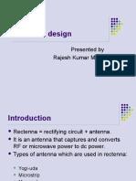 Rectenna Design