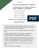 United States of America, Appellee-Cross-Appellant v. Thomas Rybicki, Fredric Grae, Grae, Rybicki & Partners, P.C., Defendants-Appellants-Cross-Appellees, 287 F.3d 257, 2d Cir. (2002)