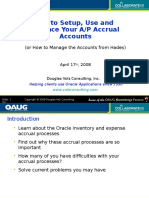 AP Accruals-Review