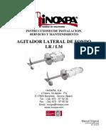 AGITADOR LATERAL DE FONDO LR / LM