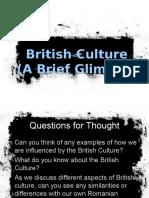 British Culture