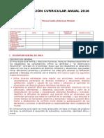 Programacion Curricular 3ª- Ugel