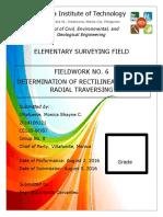 Fieldwork 6