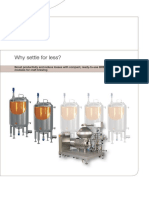 Brew Separator Selection Guide
