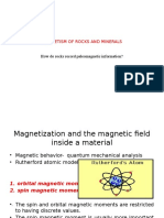 Edited lc^N6-MAGNETISM OF ROCKS AND MINERALS
