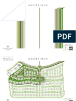 Maple Masterplan A3 Highlighted