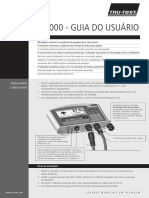 ID3000 QuickStart Guide (PT)