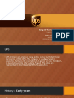 Aircargo UPS