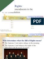 bill of rights ppt