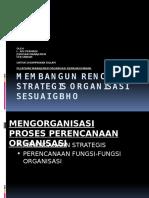 Membangun Rencana Strategis Organisasi Sesuai Gbho