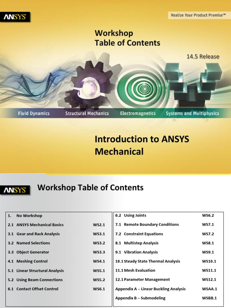 Ansys 14. 5 installation guide youtube.