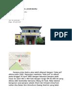 Penjara Johor Bahru Atau Lebih Dikenali Dengan