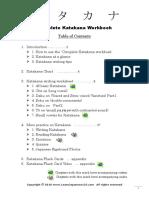 Complete Katakana Workbook