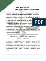 Sociedad Civil Direcciones y Desarrollo