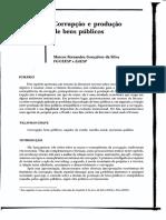 Economia Do Setor Publico No Brasil - Paulo Roberto Arvate Cap 7