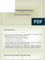 Structural Health Monitoring- Javed