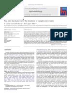 treatment of enargite concentrates