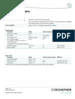 Desmophen 650 MPA En