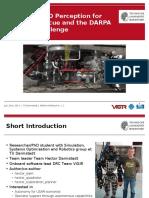 Kohlbrecher 3D Perception RoboCup RRL and DRC