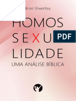 Homossexualidade Uma Analise Biblica Brian Schwertley