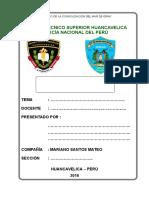 Seguridad Del Estado y Proteccion de Dignatarios Perú