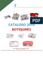 Ficha Tecnica Botiquin