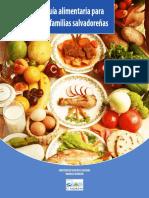 Guia Alimentaria Salvadoreña