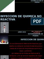 Estimulacion Matricial No Reactiva-Inyecccion de Quimica