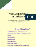Estatistica AULA 01