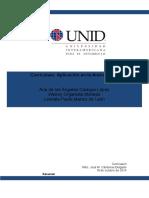 Currículum Aplicado a La Andragogía