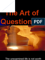 The Art of Questioning Ppt