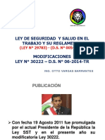 LEY SST 29783