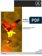 Manual de usuario Phoenix