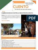 Boletín Recuento, Marzo 2013