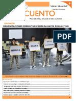 Boletín Recuento, Abril 2013