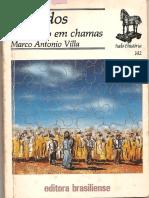 Canudos, o Campo Em Chamas - Marco Antonio Villa